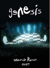 Cover Genesis - When In Rome 2007 [DVD]
